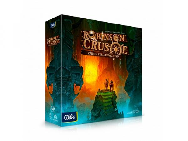 Robinson Crusoe - Záhada ztraceného města