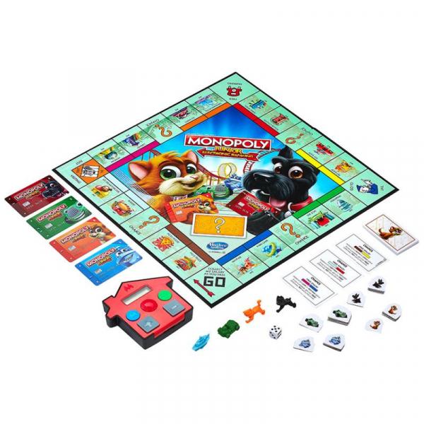 Monopoly Junior - elektronické bankovníctvo
