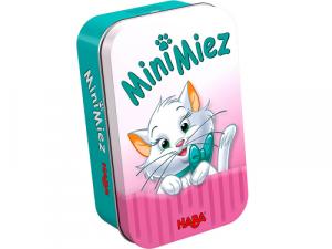 Mini mačiatka - hra v plechovke