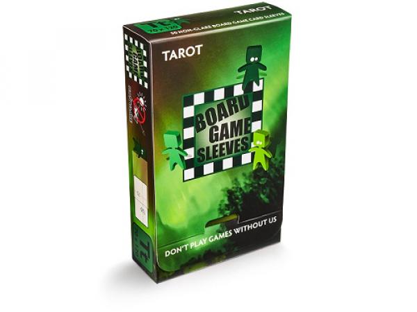 Board Games Sleeves - Non glare - Tarot (70x120mm) - 50 Pcs