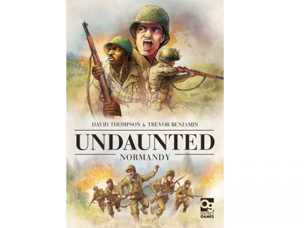 Undaunted: Normandy - EN