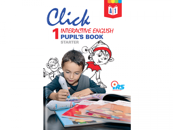 Geniuso - CLICK 1 Pupil's book (Starter)