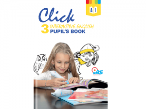 IRS - CLICK 3 Pupil's book