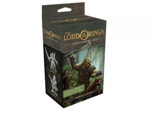 The Lord of the Rings: Journeys in Middle - Earth Board Game - Villains of Eriador Figure Pack