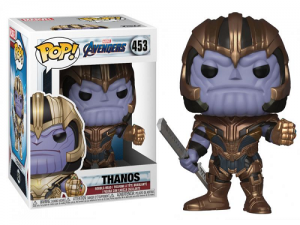 Funko Pop! Marvel – Avengers Endgame – Thanos
