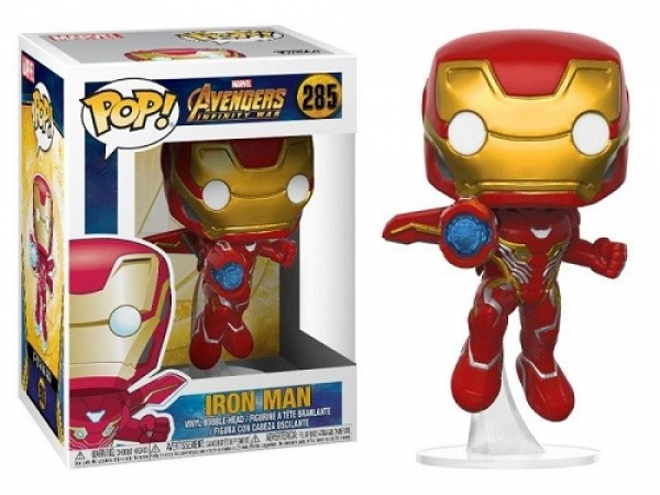 Funko Pop! Marvel – Avengers Infinity War – Iron Man