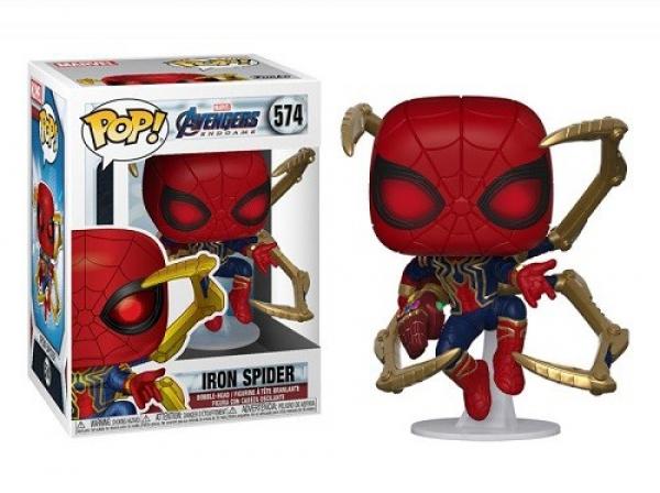 Funko Pop! Marvel – Avengers Endgame – Iron Spider