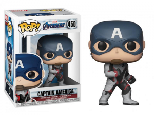 Funko Pop! (450) Marvel – Avengers Endgame – Captain America