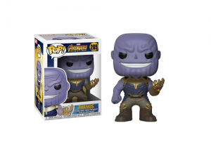Funko Pop! Marvel – Avengers Infinity War - Thanos