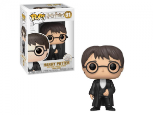 Funko Pop! Movies - Harry Potter - Harry Potter (Yule)