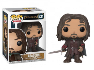 Funko Pop! Movies - LOTR/Hobbit - Aragorn
