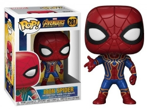 Pop! Marvel – Avengers Infinity War – Iron Spider