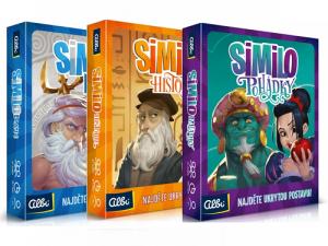 Similo 3-pack (rozprávky, báje, história)