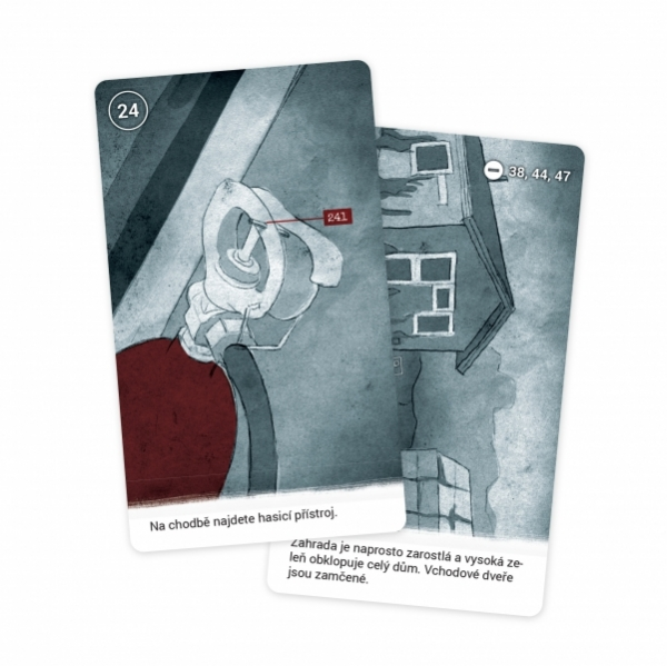 Detektivní únikovka - Leopold díl 2