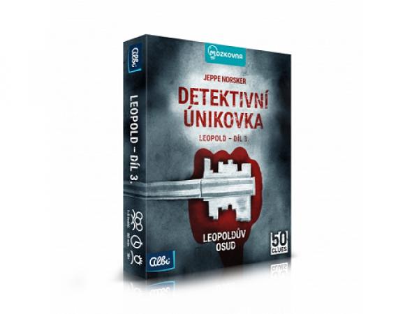 Detektivní únikovka - Leopold díl 3