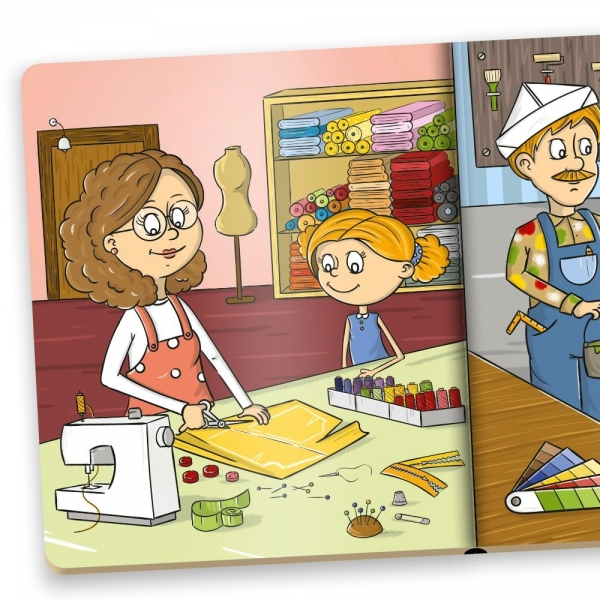 Albi Kúzelné čítanie - kniha moje prvé farby a tvary