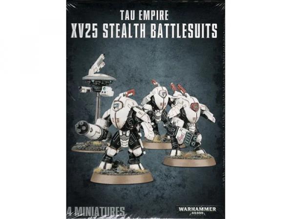 Warhammer 40000: Tau Empire XV25 Stealth Battlesuits