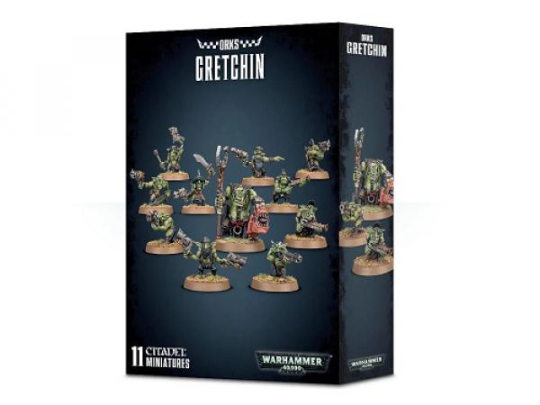 Warhammer 40000: Orks Gretchin