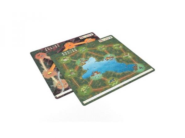 Root: Playmat Mountain/Lake