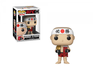 Funko Pop! UFC - George St. Pierre