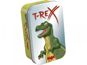 T-rex - hra v plechovke
