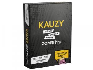 Kauzy - ZOMRI hra