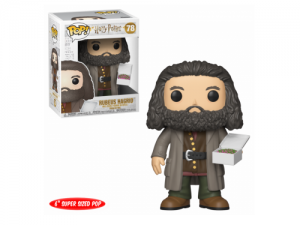 Funko Pop! Movies - Harry Potter - Hagrid w/Cake 15 cm