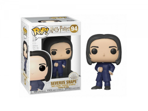 Funko Pop! Movies - Harry Potter - Severus Snape (Yule)