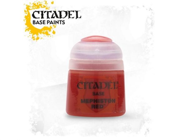 Citadel Base: Mephiston Red