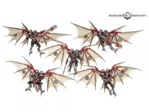 Warhammer 40000: Adeptus Mechanicus: Pteraxii