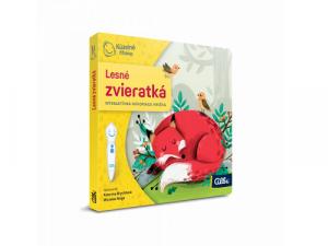 Albi Kúzelné čítanie - kniha Lesné zvieratká