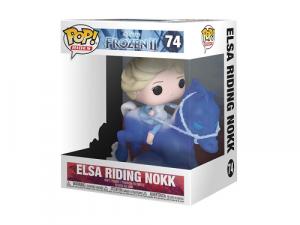 Funko Pop! Disney Frozen 2 - Elsa Riding Nokk