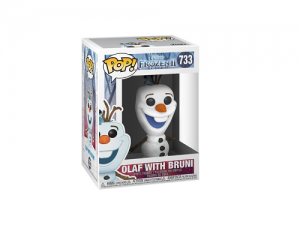 Funko Pop! Disney Frozen 2 - Olaf with Bruni