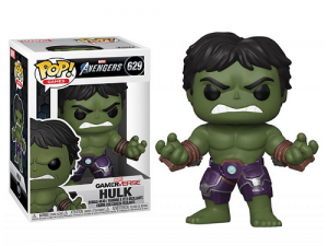 Funko Pop! (629) Marvel – Avengers Game - Hulk (Stark Tech Suit)