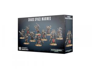 Warhammer 40000: Chaos Space Marines
