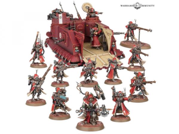 Warhammer 40000: Start Collecting! Adeptus Mechanicus