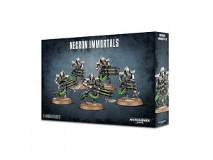 Warhammer 40000: Necrons: Immortals