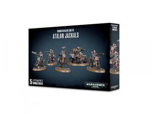 Warhammer 40000: Genestealer Cults: Atalan Jackals