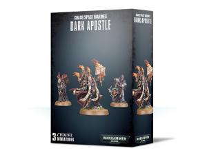 Warhammer 40000: Chaos Space Marines - Dark Apostle