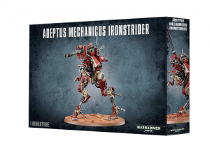 Warhammer 40000: Adeptus Mechanicus - Ironstrider