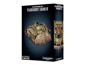 Warhammer 40000: Death Guard - Plagueburst  Crawler