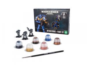 Warhammer 40000: Intercessors + paint set