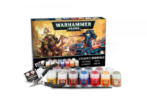 Warhammer 40000: Citadel Essentials Set