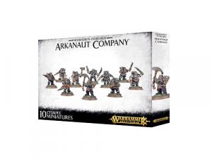 Warhammer Age of Sigmar: Kharadron Overlords - Arkanaut Company