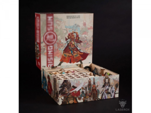 Shogun's Stash - Rising Sun Core Box Insert