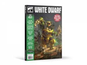 Warhammer White Dwarf 451 (02/2020)