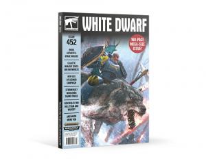 Warhammer White Dwarf 452 (03/2020)