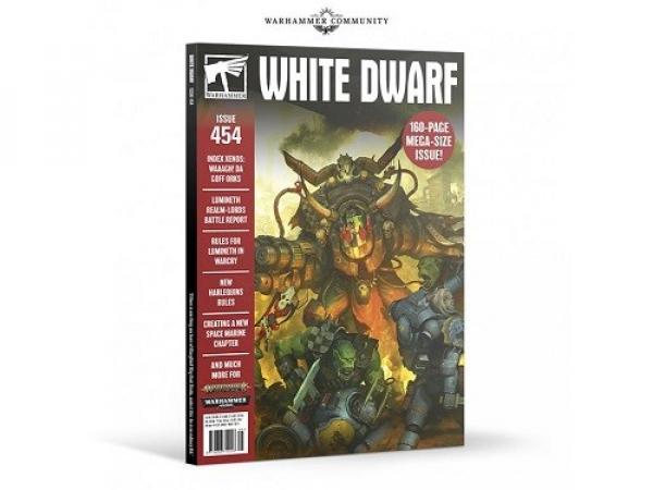 Warhammer White Dwarf 454 (05/2020)
