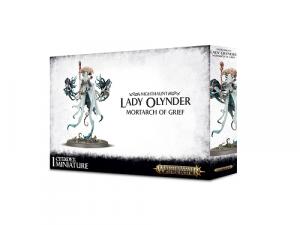 Warhammer Age of Sigmar: Nighthaunt - Lady Olynder, Mortarch of Grief