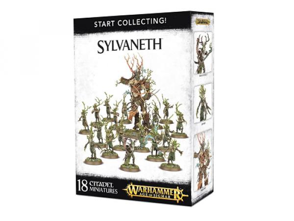 Warhammer Age of Sigmar: Start Collecting! Sylvaneth